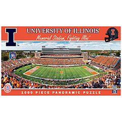 Illinois Fighting Illini 1000-pc. Panoramic Puzzle