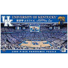 Kentucky Wildcats 1000 pc Panoramic Puzzle