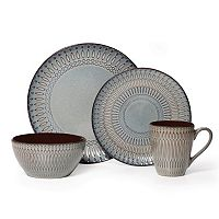 Gourmet Basics Broadway 16-pc. Dinnerware Set