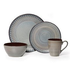 Gourmet Basics Broadway 16 pc Dinnerware Set