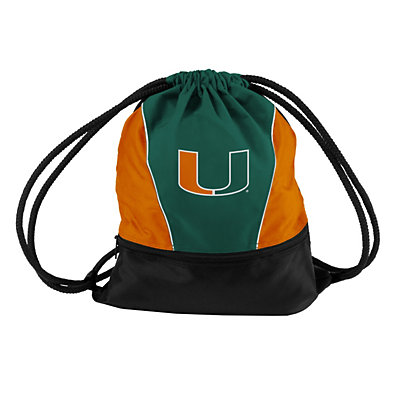 Logo Brand Miami Hurricanes String Pack