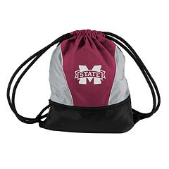 Logo Brand Mississippi State Bulldogs String Pack