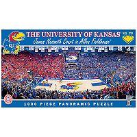 Kansas Jayhawks 1000-pc. Panoramic Puzzle