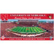 Nebraska Cornhuskers 1000-pc. Panoramic Puzzle