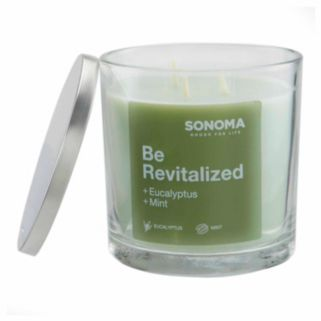 SONOMA Goods for Life™ 14-oz. ''Be Revitalized'' Jar Candle