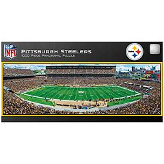 Pittsburgh Steelers 1000-pc. Panoramic Puzzle