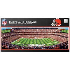 Cleveland Browns 1000-pc. Panoramic Puzzle