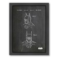 Americanflat ''Batman Mask'' Framed Wall Art
