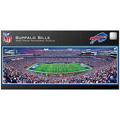 Buffalo Bills 1000-pc. Panoramic Puzzle