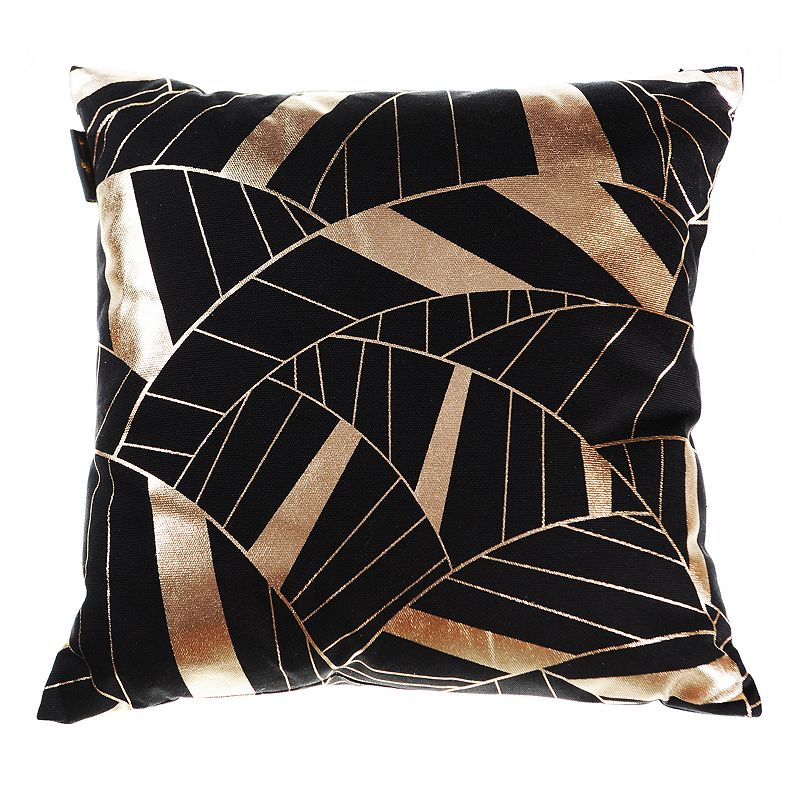 Kohls Black Decorative Pillow : Black Pillow Kohl s