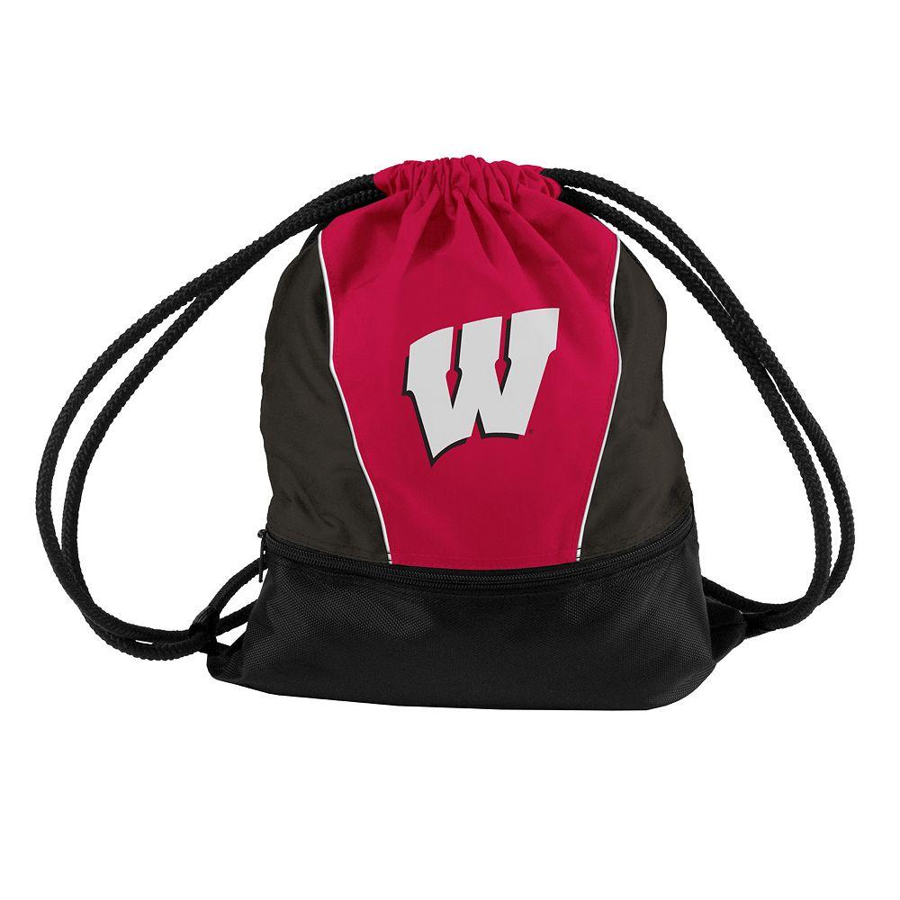 Logo Brand Wisconsin Badgers String Pack