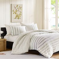 INK+IVY Sutton Duvet Cover Set