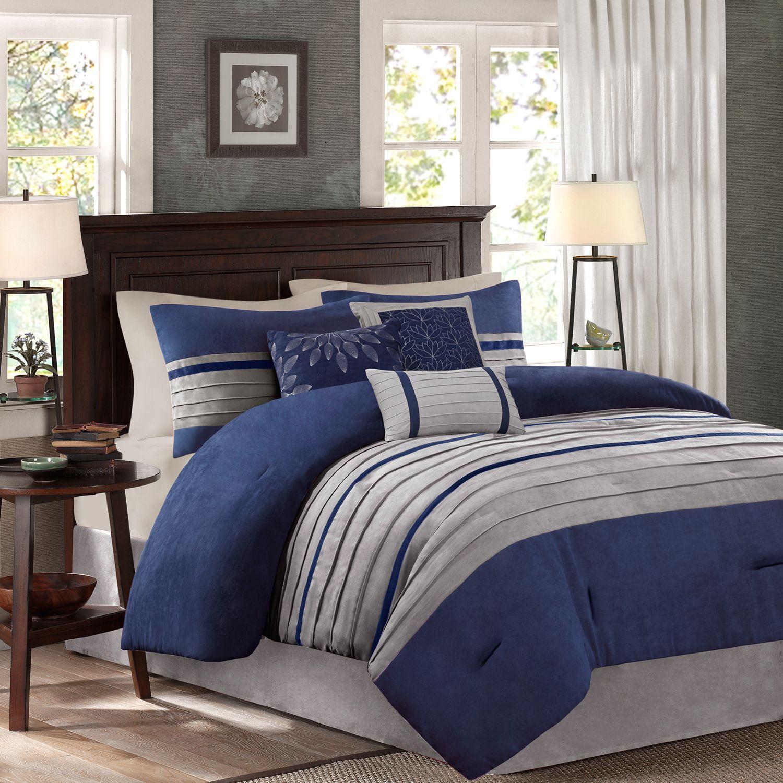 madison park teagan 7pc comforter set