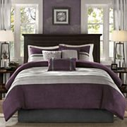 Madison Park Teagan 7 pc Comforter Set
