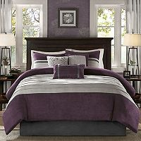 Madison Park Teagan 7 pc Comforter Set