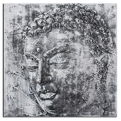 Safavieh Buddha Canvas Wall Art