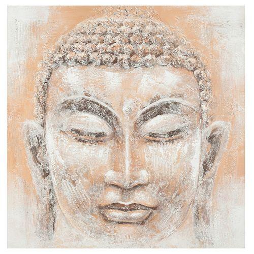 Safavieh Buddha Canvas Wall Art