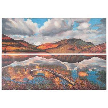 Safavieh 2-piece Desert Diptych Wall Art Set