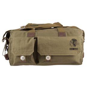 Chicago Blackhawks Prospect Weekender Travel Bag