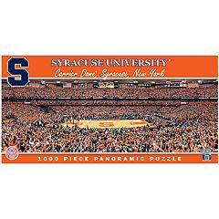 Syracuse Orange 1000-Piece Panoramic Puzzle