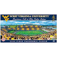 West Virginia Mountaineers 1000-pc. Panoramic Puzzle