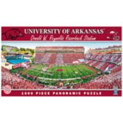Arkansas Razorbacks 1000-pc. Panoramic Puzzle