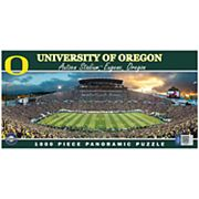 Oregon Ducks 1000 pc Panoramic Puzzle