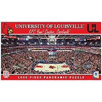 Louisville Cardinals 1000 pc Panoramic Puzzle