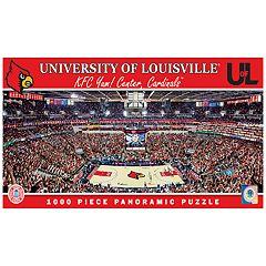 Louisville Cardinals 1000 pc Panoramic Puzzle