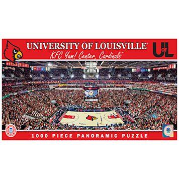 Louisville Cardinals 1000-pc. Panoramic Puzzle