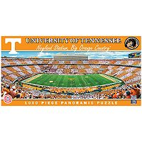 Tennessee Volunteers 1000-pc. Panoramic Puzzle