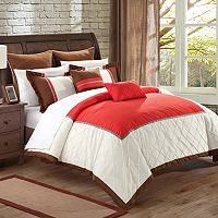 Greensville 7 pc Comforter Set