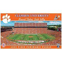 Clemson Tigers 1000-pc. Panoramic Puzzle