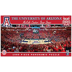 Arizona Wildcats 1000-pc. Panoramic Puzzle