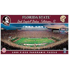 Florida State Seminoles 1000-Piece Panoramic Puzzle