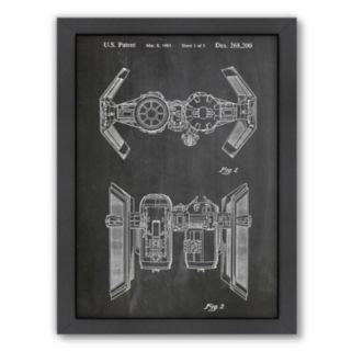 Americanflat ''Empire Bomber'' Framed Wall Art