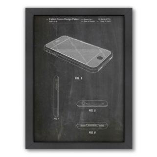 Americanflat ''iPhone'' Framed Wall Art