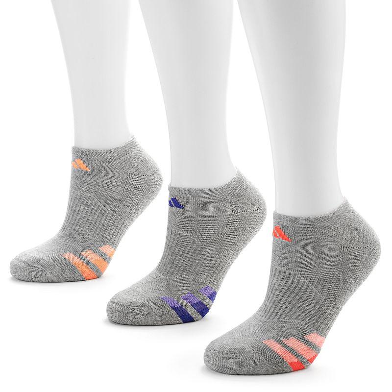 adidas 3-pk. climalite Low-Cut Socks - Women