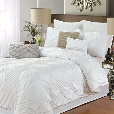 Isabella 4-pc. Duvet Cover Set