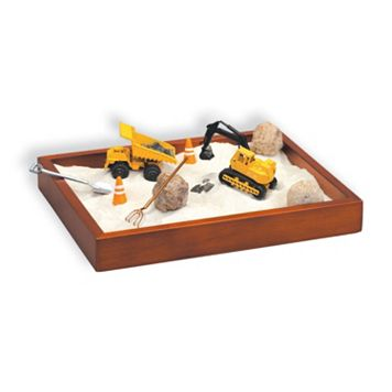Construction Zone Executive Deluxe Sandbox by Be Good Company