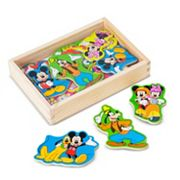 Disney Mickey Mouse Clubhouse Wooden Magnets by Melissa & Doug