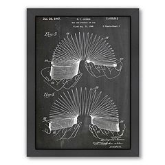Americanflat ''Slinky'' Framed Wall Art