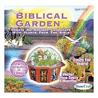 Biblical Garden Dome Terrarium by DuneCraft
