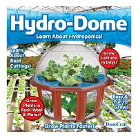 Hydro-Dome Terrarium by DuneCraft