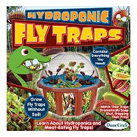 Hydroponic Fly Traps Dome Terrarium by Dunecraft