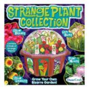 Strange Plant Collection Dome Terrarium by DuneCraft