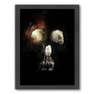 Americanflat ''Cave'' Framed Wall Art