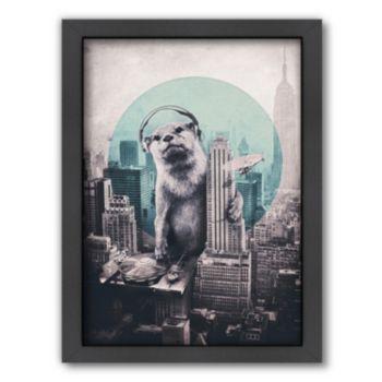 Americanflat ''DJ'' Framed Wall Art