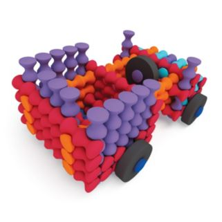 Playstix 130-pc. Vehicle Set by Popular Playthings