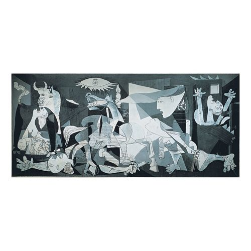 Pablo Picasso Guernica 3,000-pc. Jigsaw Puzzle